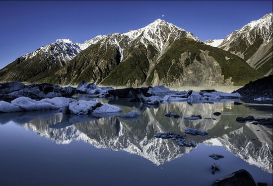 Capture New Zealand Photo Expeditions - Day Tours: Glacier Lake