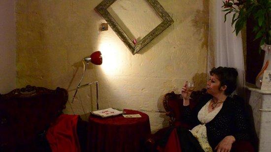 L'Aubergine Rouge: Room number 1: