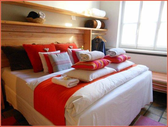 Bed & Breakfast Studio INs INN: Zalig slapen !