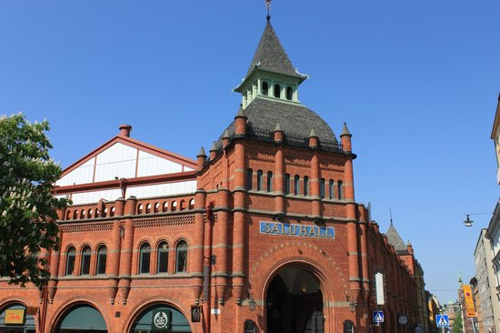 FoodTours.eu Stockholm: The market hall and meeting point