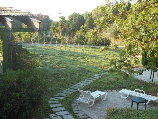 Hotel Residence Baia delle Ginestre : Interno struttura