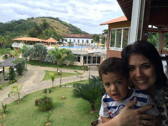 Vassouras Eco Resort: restaurante