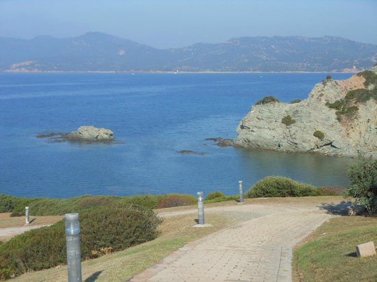 Hotel Residence Baia delle Ginestre : Mare