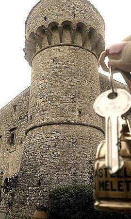 Castello di Meleto: é Nostro
