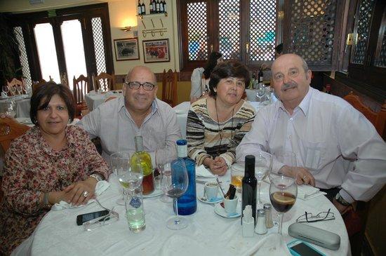Meson Astorga: una buena comida de semana santa