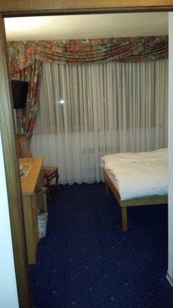 Hostellerie Saint Hubert: Chambre