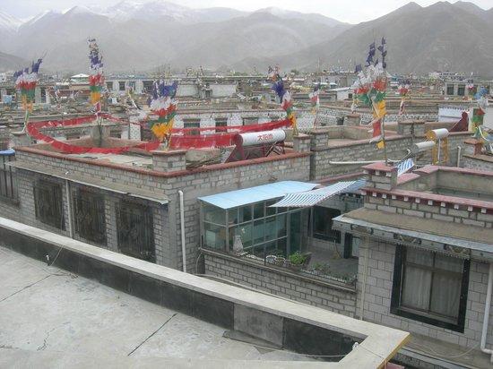 The Tibet Gang-gyan Lhasa Hotel : Neighborhood view