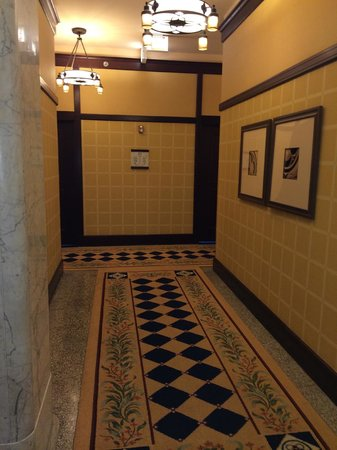 The Alise Chicago - A Staypineapple Hotel: Hallway