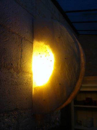 La Table: Luminaires Création Jean-Luc Mare