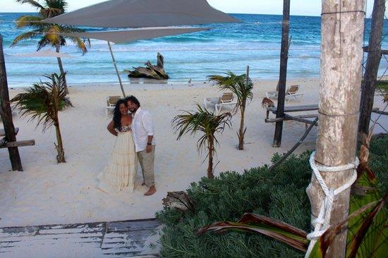 Suenos Tulum: after ceremony