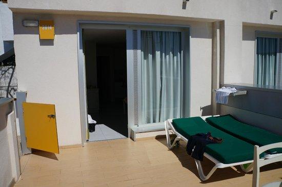 Hotel Riosol : Terrace