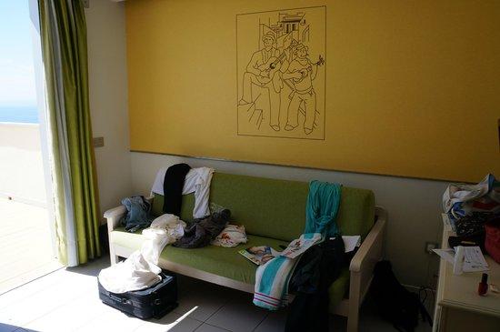 Hotel Riosol : Living Room