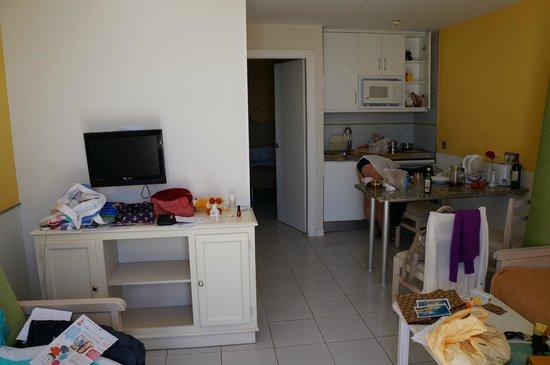 Hotel Riosol : Kitchenette
