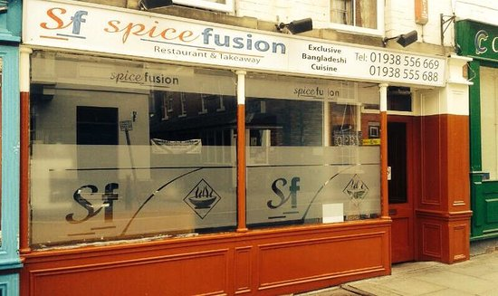 ‪Spice Fusion Indian Restaurant‬