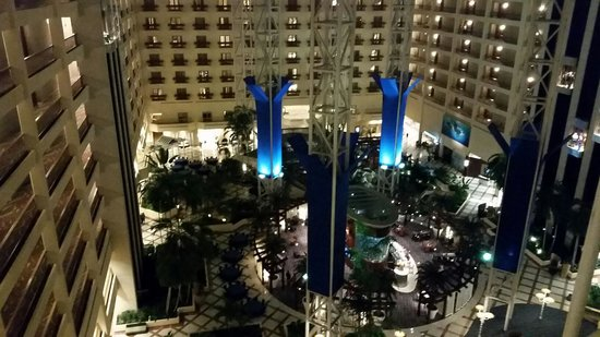Renaissance Orlando at SeaWorld: Court view