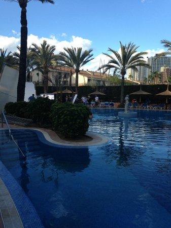 Sol Pelicanos Ocas: pool area
