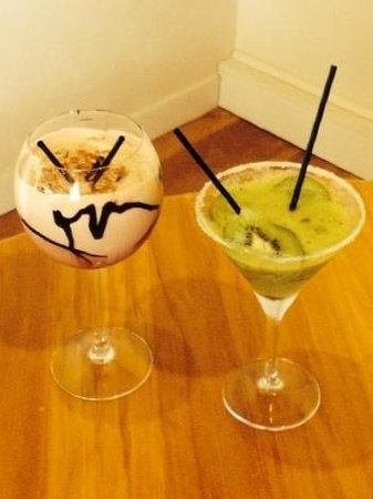 Heritage Gateway Hotel: Cocktails from the bar!!!