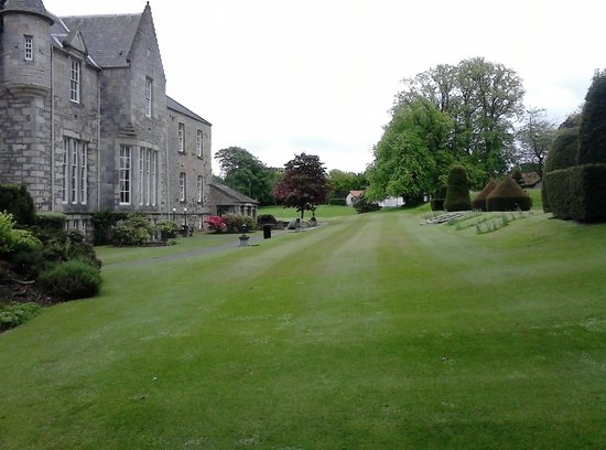 Kilconquhar Castle Estate and Country Club: Grounds