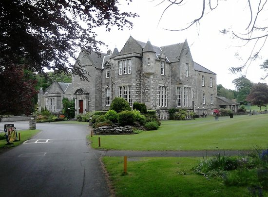 Kilconquhar Castle Estate and Country Club: Main Building