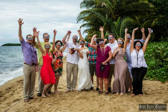 Hamanasi Adventure and Dive Resort: Destination Wedding at Hamanasi Resort