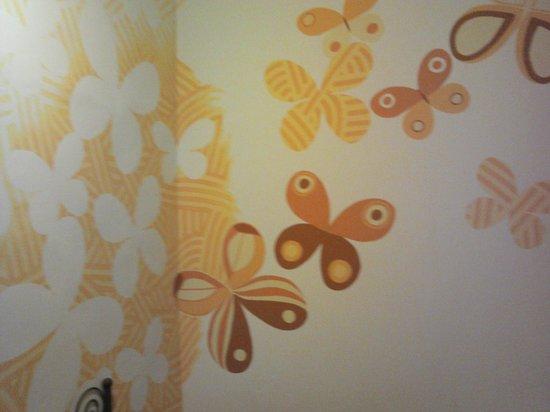 Helvetia : Wall murals