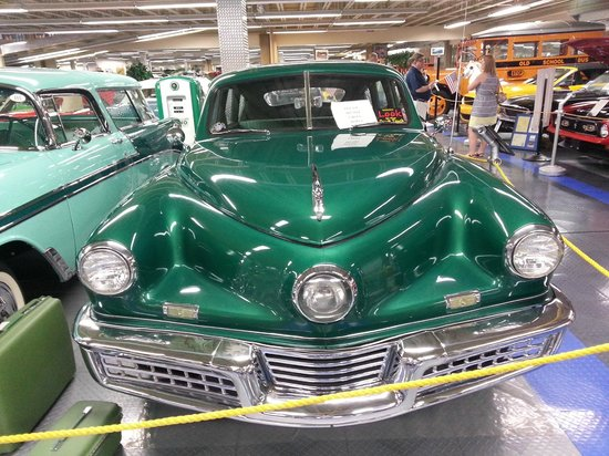 Tallahassee Antique Car Museum: Beauty