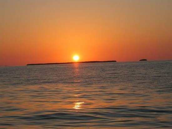 Sunset Pier: Key West Sunset