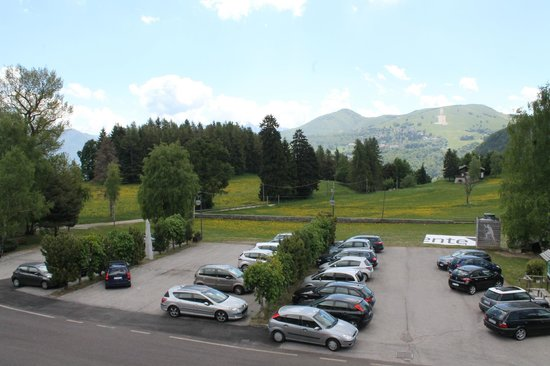 Hotel San Giacomo Gourmet & Spa: vista da camera