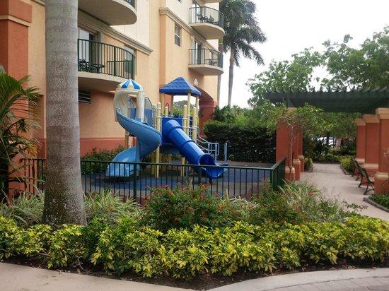 Wyndham Palm-Aire: Playground