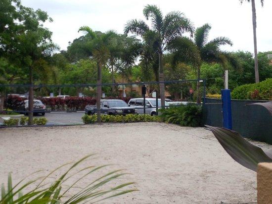 Wyndham Palm-Aire: Beach Volleyball