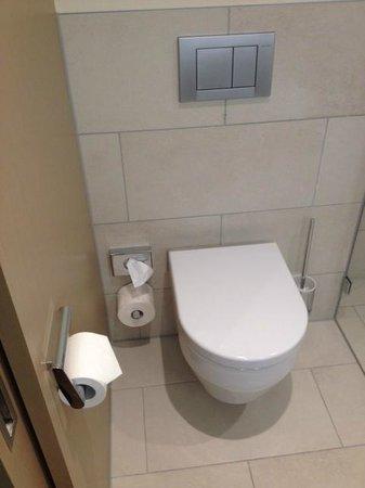 Congress Hotel Seepark: Les WC.