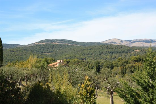 Villa La Rose des Vents : Scenery around the Villa
