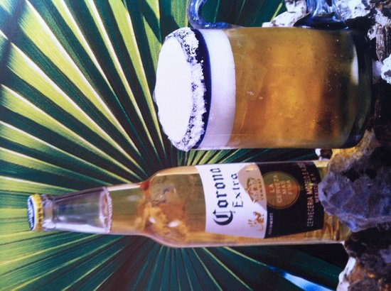 Ocean Maya Royale: Husband's drink of choice