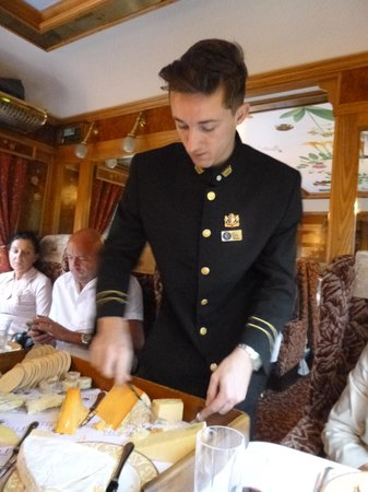 Belmond Northern Belle: Five Star Service