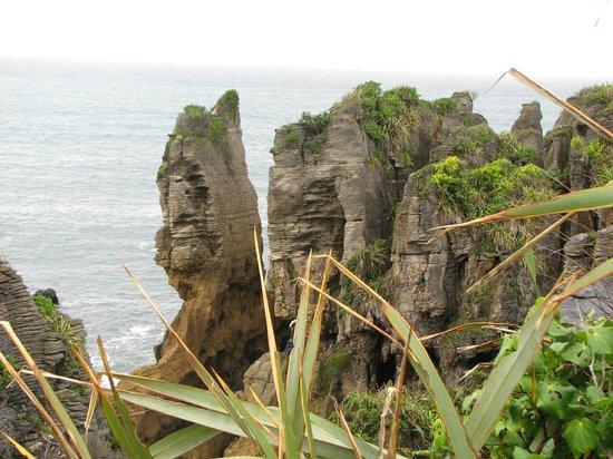 Punakaiki Resort: Pancake Rocks Punakaiki