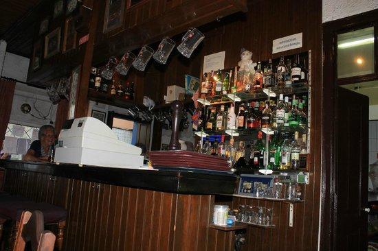 The Joker: bar