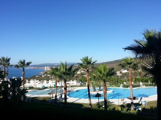 Pierre & Vacances Resort Terrazas Costa del Sol: zicht vanop onze balkon