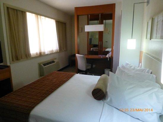Comfort Suites Brasília: Apartamento 214