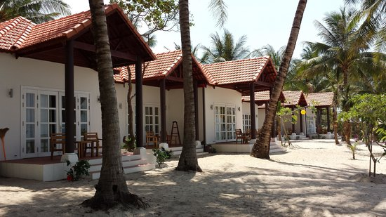 Peppercorn Beach Resort : The suites
