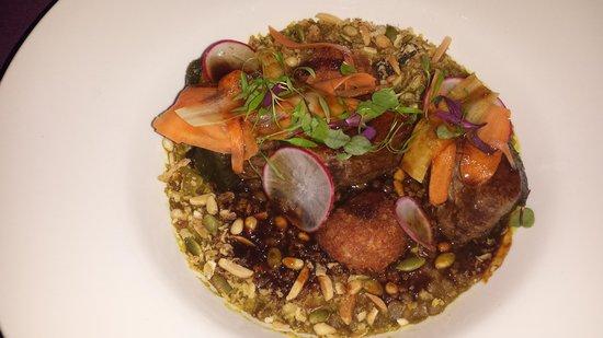 Tamarind: Roasted Lamb Loin