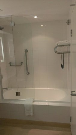 Novotel Brisbane: Nice bath with great pressure and good hot water