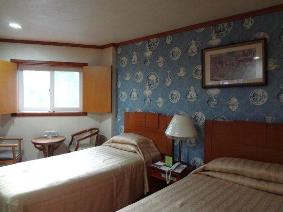 Benikea Kaya Tourist Hotel: 窓が一つ