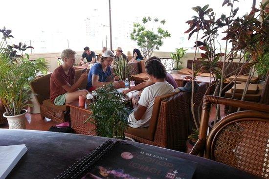 Ha Van Hotel: Afternoon relax....