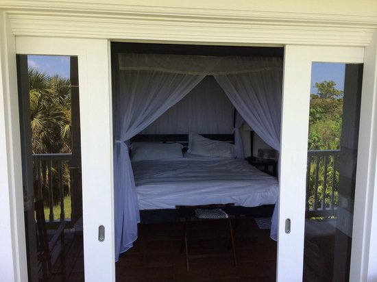 COMO Parrot Cay, Turks and Caicos: Bed
