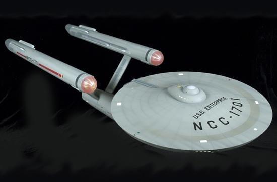 The Enterprise: the good ship enterprise