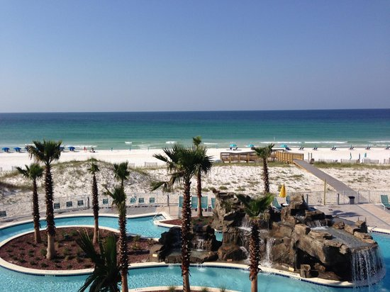 Holiday Inn Resort Fort Walton Beach The View