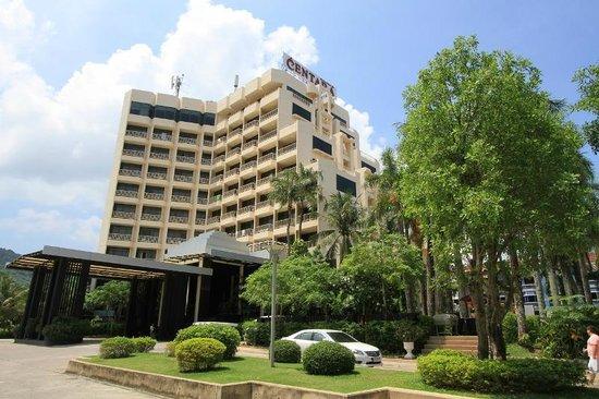 Hotel Entrance Picture Of Centara Karon Resort Phuket Karon