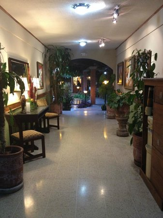Apartotel La Sabana: Hotel