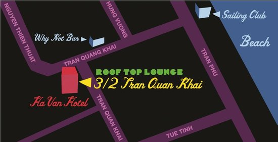 Ha Van Hotel : Where to find us