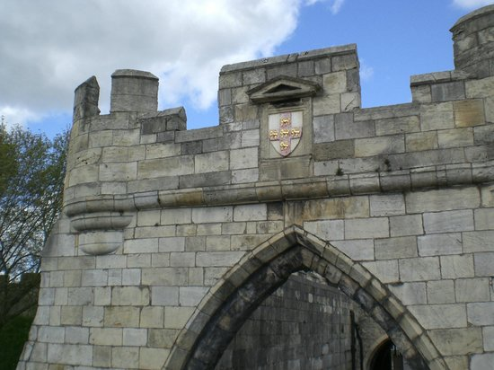 York City Walls: Gate of the York Wall